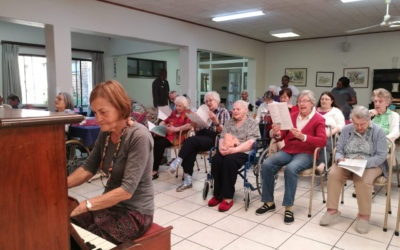 Singing and its benefits to the elderly