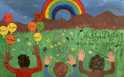 Residents Craft a Banner Competition